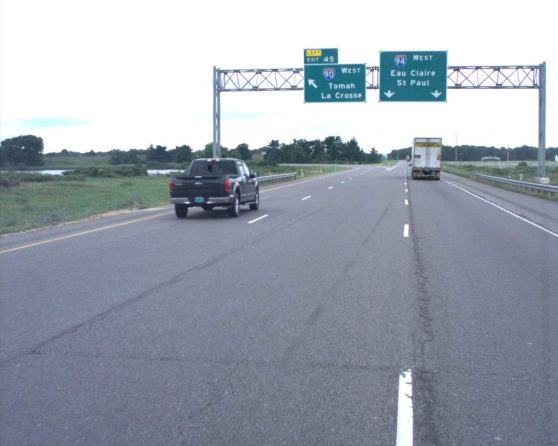 image of existing I-90/94 roadway