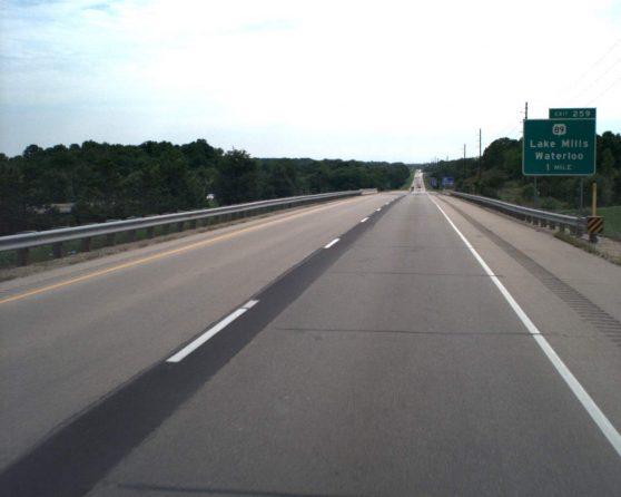 image of existing I-94 roadway
