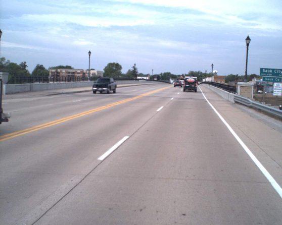 Image of existing bridge