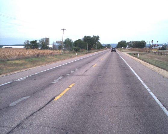 Image of existing US 12 roadway