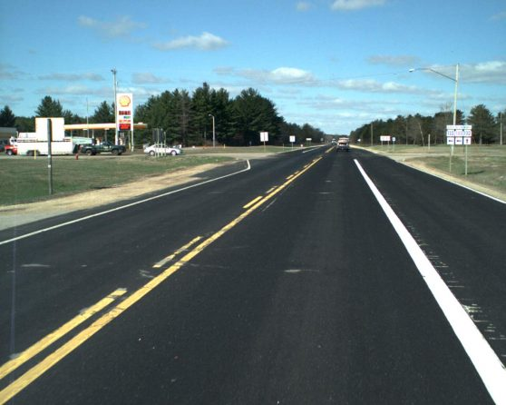 image of existing US 14/WIS 130 intersection