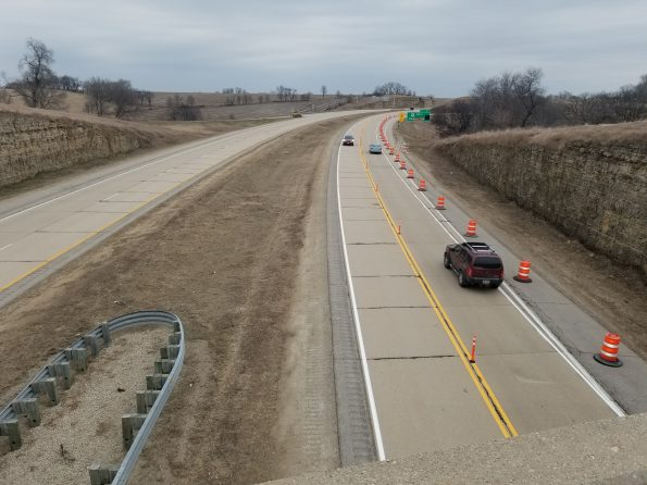 Image of US 151 Roadway