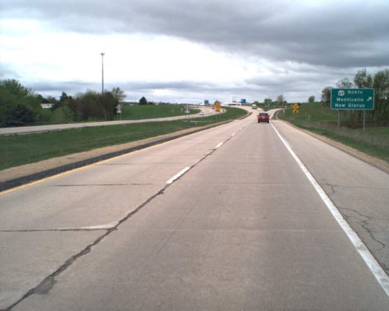 Image of WIS 11 roadway