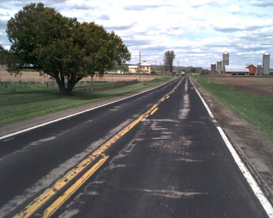 image of existing WIS 162 roadway