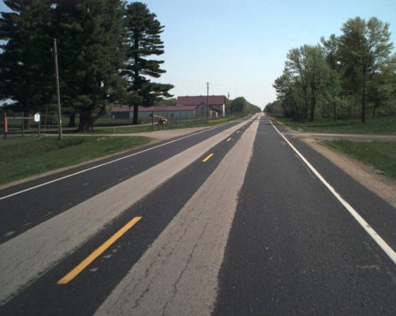 image of existing WIS 173 roadway