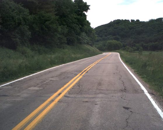 image of existing WIS 56 roadway