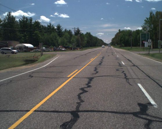 image of existing WIS 58/County G intersection