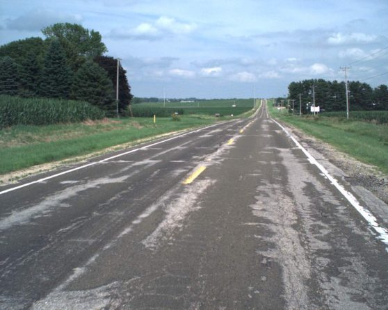 Image of existing WIS 60 roadway