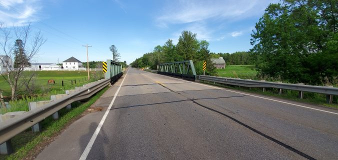 Bridge at Pine River
