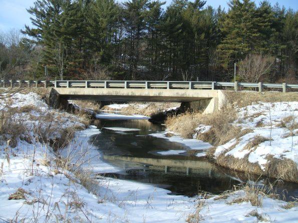 Image of bridge on WIS 80