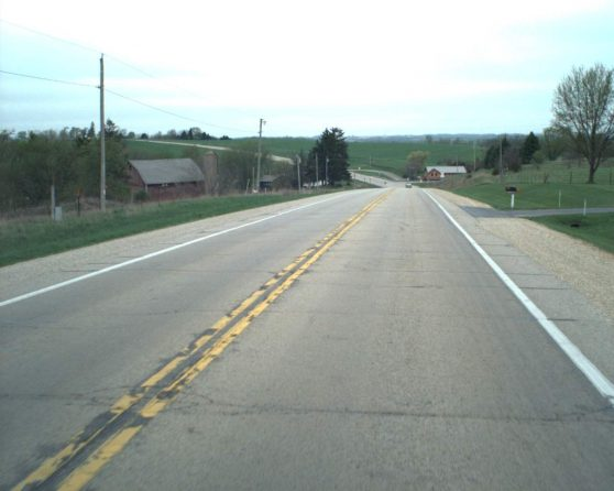 image of existing WIS 81 roadway
